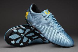 adidas Messi 15.3 FG/AGHIELO metalizado/amarillo/negro