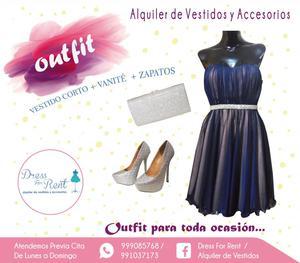 Alquiler de Vestidos y Accesorios