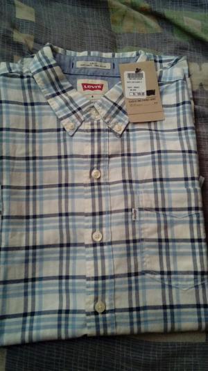 Camisa Levis Y Pantalon Drill