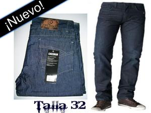OFERTA !! NUEVO ► Talla 32 PANTALON JEANS /camisa polo