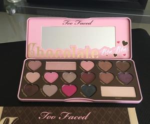 Paleta de sombras neutras Too Faced Chocolate Bon Bons.