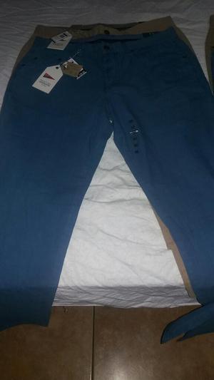 Pantalon Drill Navigata Nuevo Talla 34