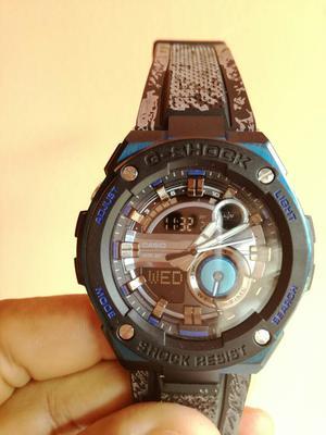 Reloj Casio Gshock Gts200cp