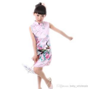 Vendo vestido oriental japones para niñas Talla 7 para