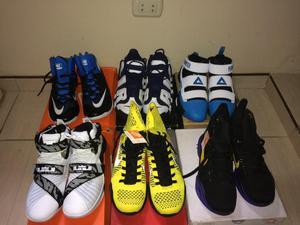 Zapatillas Nike Adidas Reebok Fila