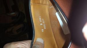 Zapato Y Zapato Zapatilla Talla