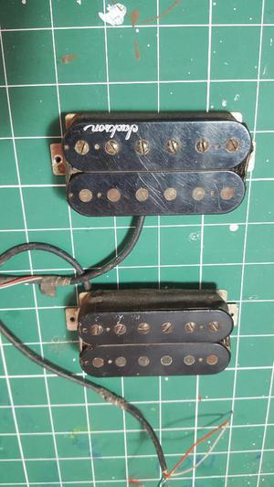 Jackson Pastillas Guitarra Electrica