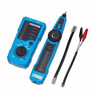 Lan Tester De Rj45 Y Rj11 Probador De Cable De Red Testeador