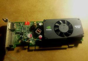 Nvidia Tarjeta Video Ddr2 Pci Express 256mb, En Arequipa