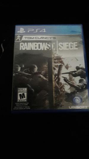 Ps4 Tom Clancy's Rainbow Six Siege