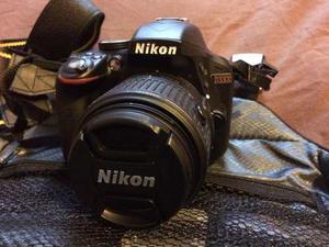 Vendo Cámara Reflex Nikon D Nueva A Solo  Soles!