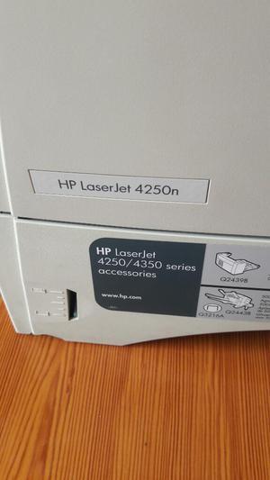 Vendo O Cambio Impresora Laser Hp n