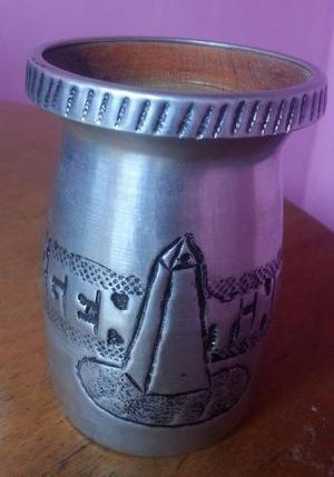 Venta Mate Argentino Aluminio!! Excelente Calidad!!