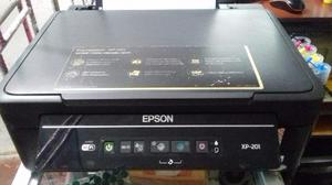 Impresora Epson Xp201 Multifuncional Con Sistema Continuo