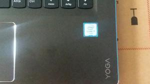 Laptop Lenovo Yoga510