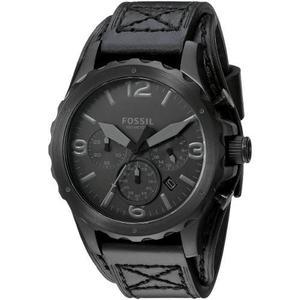 Reloj Fossil Jr - Cuero Genuino- Remate Ultimas Unidades
