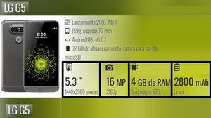 Remato Lg G5 Se  Equipo Nuevo En Caja Y Accesorios