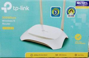 Router Inalambrico Wifi 300 Mbps Wr840 Tp-link