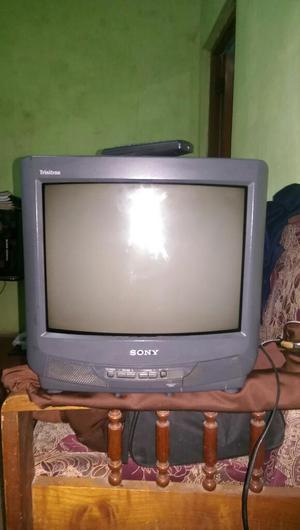 Tv Sony Trinitron 100 Funcionando