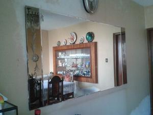Vendo espejo biselado 2 metros de largo x 1 metro posot for Espejo 2 metros