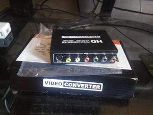 conversor de video a hdmi full hd