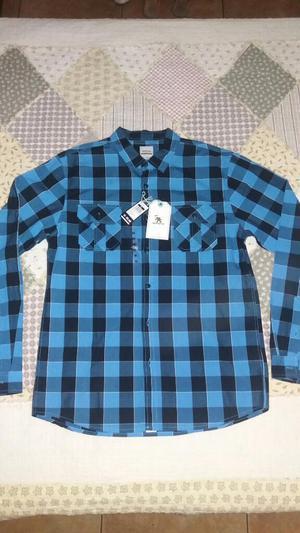 Camisa Gotcha Nueva Original Talla M L