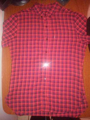 Camisa Mangacorta Slimfit Colapato Gzuck