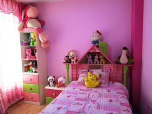 Juego dormitorio para ni a posot class - Dormitorio para ninas ...