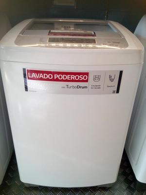 LAVADORA LG 12 KG