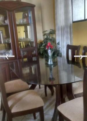 Linda vitrina para comedor de puro vidrio posot class - Vitrina de comedor ...