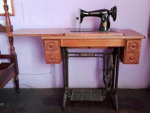 Maquina de coser singer 611 mesa posot class - Mesa maquina coser singer ...