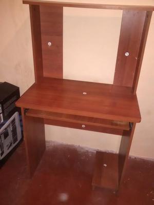 Mueble Computadora Melamina