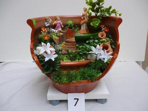 Remato 11 plantas con sus macetas posot class - Macetas originales para plantas ...