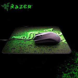 Mouse Razer Abyssus  Usb + Pad Mouse Goliathus Speed Gam