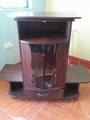 Mueble para tv y equipo de sonido posot class for Muebles para televisor y equipo de sonido