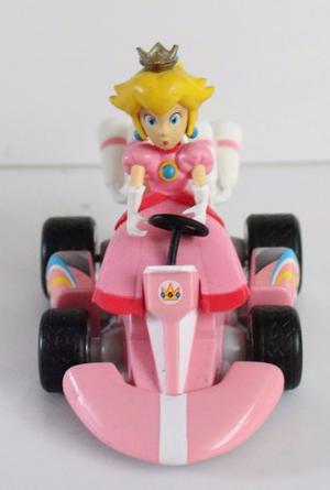 Muñeco Super Mario Bros - Mario Kart - Princesita