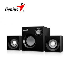 Parlante Genius Sw-v 9w Black
