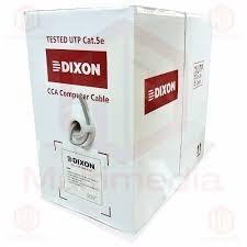 Cable De Red Utp Dixon Cat5e Ccamts