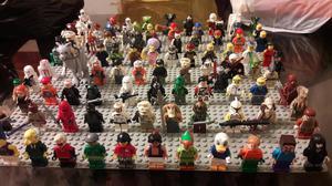 Lego Figuras de Coleccion
