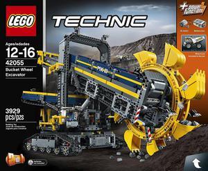 Lego Technic  [] Bucket Wheel Excavator