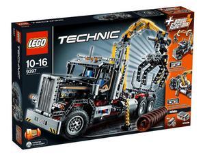 Lego Technic  [] Logging Truck