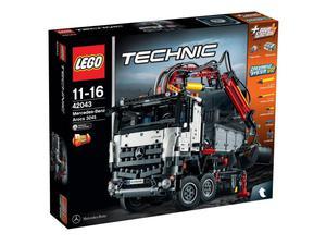 Lego Technic  [] Mercedez Benz Arocs