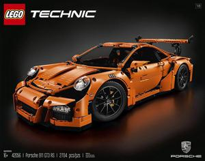 Lego Technic  [] Porsche 911 GT3 RS