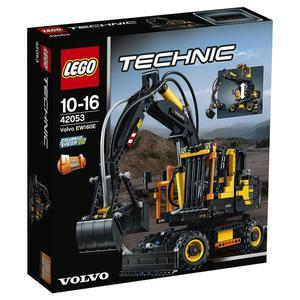 Lego Technic  [] Volvo EW160E