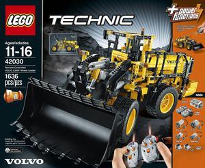 Lego Technic  [] Volvo L350F RemoteControlled