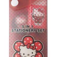 Set de Hello Kitty