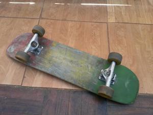 Skate Tabla Black Tower