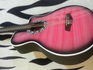 ocacion, guitarra rosadita, para mujer, ultima, por
