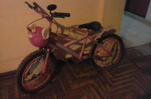 Bicicleta Para Niña S/. 50. Los Olivos