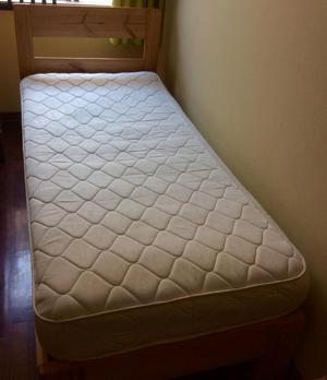 Vendo cama de 1 plaza con colchon en lima posot class for Vendo sillon cama 1 plaza